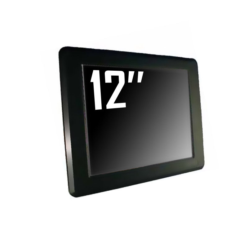 Panel PC encastrable IP65 12 pouces