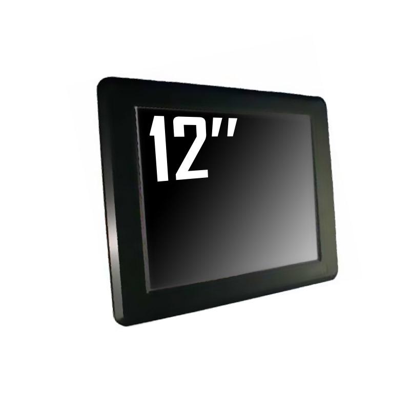 Panel PC encastrable IP65 12 pouces